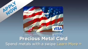 Metals card